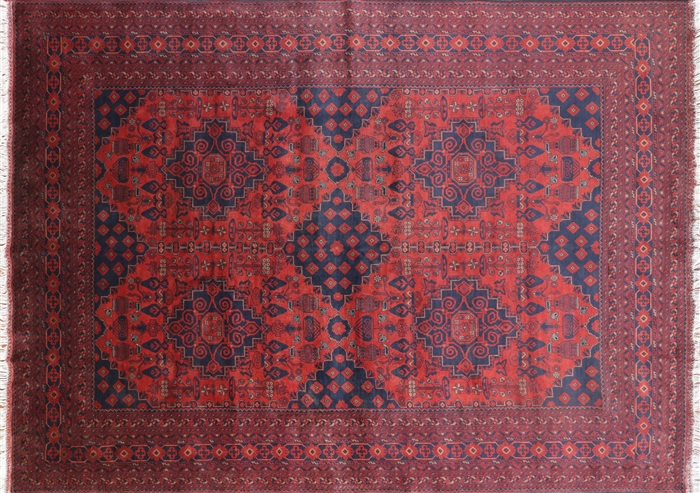 Oriental Persian Handmade Area Rug 8 X 11 P3023