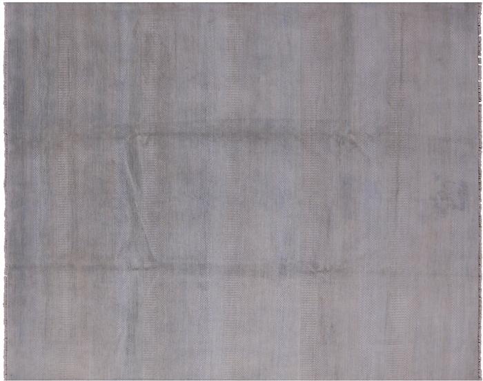 Modern Savannah Gabbeh Wool Amp Silk Area Rug 8 X 10 P3140
