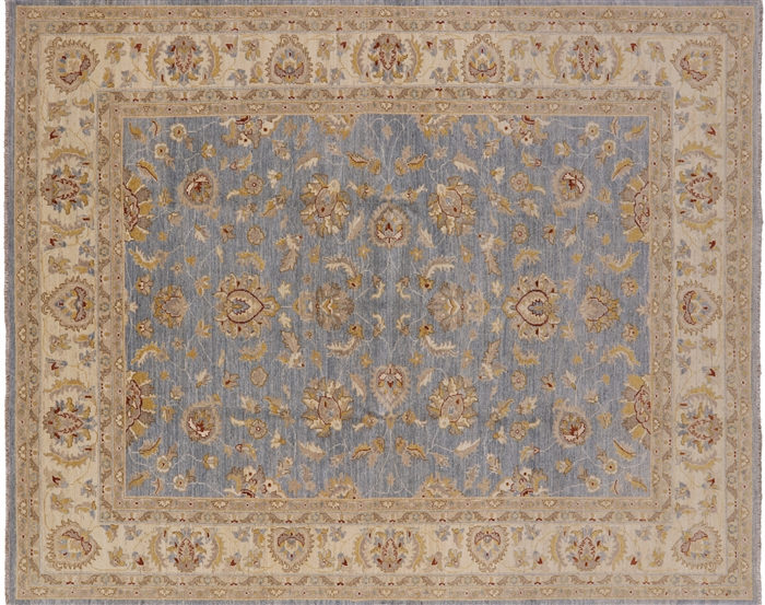 Persian Handmade Wool Area Rug 8 X 10