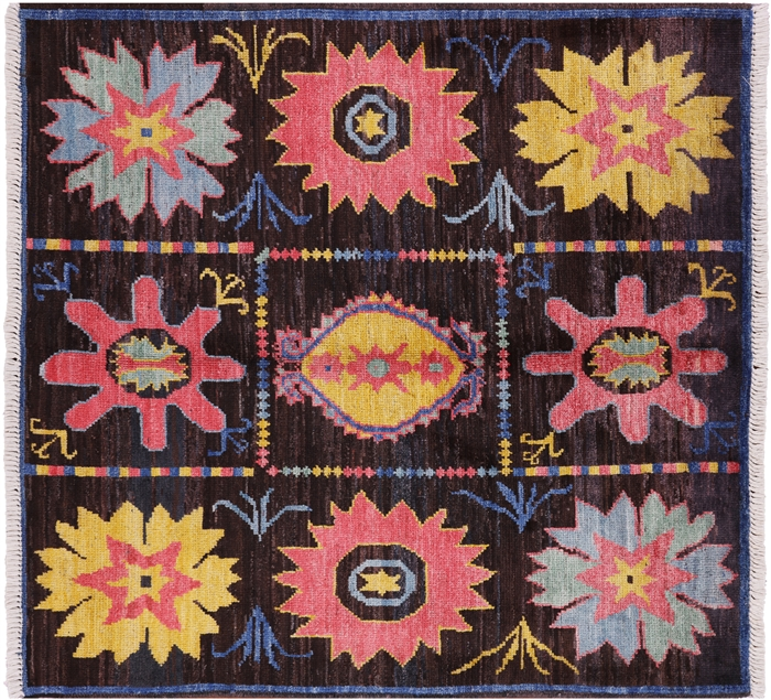 5 Square Arts And Crafts Rug